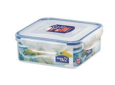 Lock & Lock 870ml Square Food Storage Container Plastic Box BPA Free Kitchen