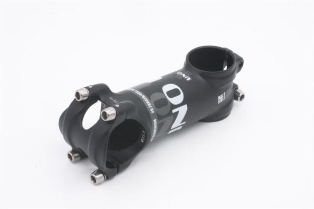 gobike88 UNO AS025 Ultra Light Weight Alloy Stem 31.8x60mm F39 90g Black