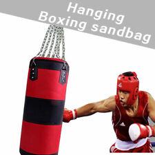 Fight Karate Punch Punching Sand Bag Gym Training Boxing Hook Kick Sandbag Lot