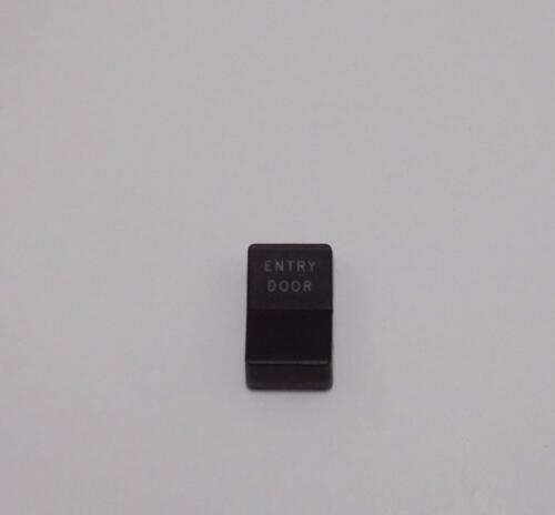 """MCI 7L-8-374 /""""Entry Door/"""" Toggle Switch Cover Bus Transit Coach NOS"""