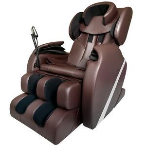 Zero Gravity Full Body Massage Chair electric full body zero gravity shiatsu massage chair recliner