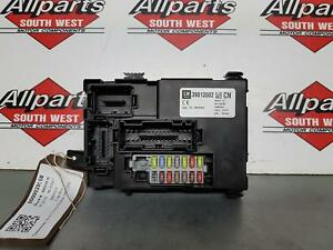 fuse box on vauxhall meriva vauxhall meriva 2015 fuse box body control module 39013502  vauxhall meriva 2015 fuse box body