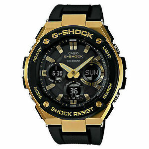ff2df0003195 Casio Solar G-shock G-steel Watch GST S100g Never Worn for sale ...