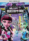 Monster High: Welcome to Monster High (DVD, 2016, Includes Digital Copy UltraViolet)