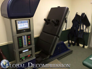 Axiom-DRX9000-DRX-9000-Spinal-Decompression-Table-Used