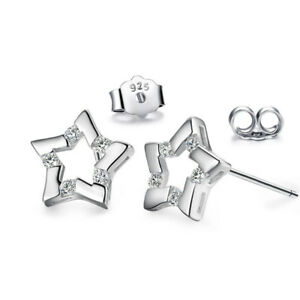 orecchini-donna-stella-a-argento-da-925-brillantino-di-strass-eleganti-in-bimba