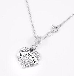 Softball-necklace-softball-charm-chain-necklace-best-jewelry-gift-softball-neck
