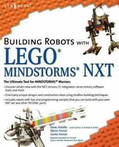 Building-Robots-with-LEGO-Mindstorms-NXT-Ferrari-Mario-Used-Good