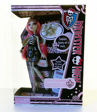 NIMB Monster High Rochelle Goyle Doll Original First Wave 2011 Pet Roux Gargoyle