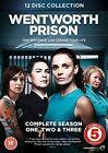 Wentworth Prison Season 1 - 3 DVD