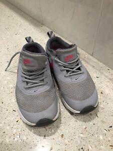 Nike Air Max Lace Up Trainers Grey | Deichmann