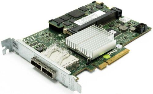 Dell PowerEdge PERC H800 512 MB External SAS SATA RAID Controller Card BBU D90PG