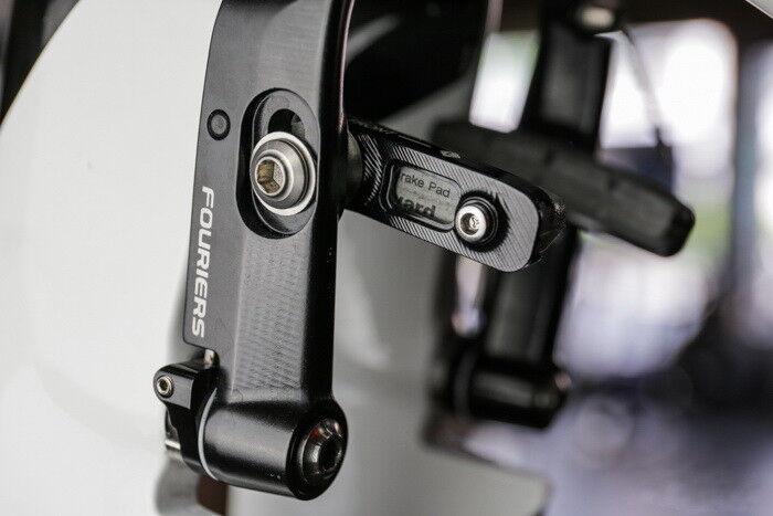 FOURIERS Full CNC Road Bike Time trial Bicycle Rim Aero V Brake for GlANT PROPEL