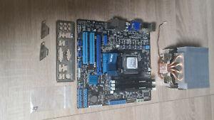 M5A78L-M/USB3 Mainboard mit CPU, Lüfter und RAM