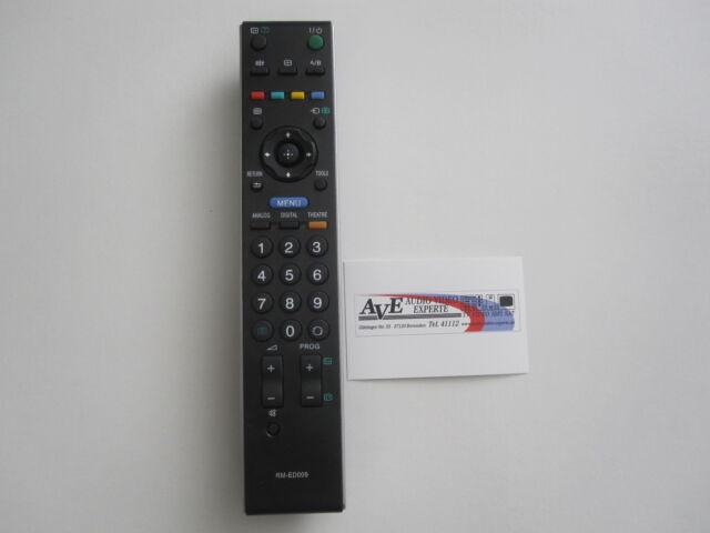 RM-ED 009 Réplica de la Sony Mando a distancia RM ED 009 Nuevo