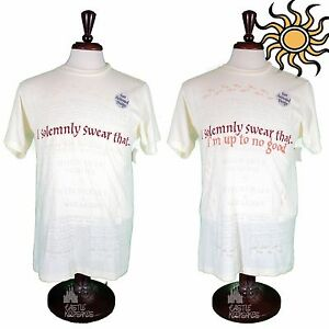Wizarding world of harry potter marauders map color change t shirt m image is loading wizarding world of harry potter marauders map color gumiabroncs Image collections