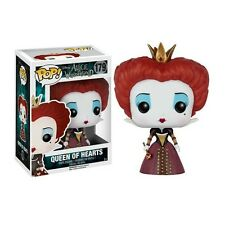 "ALICE IN WONDERLAND QUEEN OF HEARTS ( LIVE ACTION ) 3.75"" VINYL POP FIGURE FUNKO"