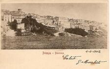 POTENZA   -  Panorama  ( 3 ).............viaggiata 1902