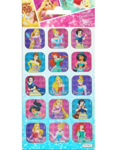 Disney Princess Des Autocollants-Anniversaire Noël Cadeau de Noël papeterie coloration