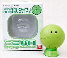 Gundam Tame HARO Voice Sound Figure Green Open Mouse Ver. JAPAN ANIME MANGA