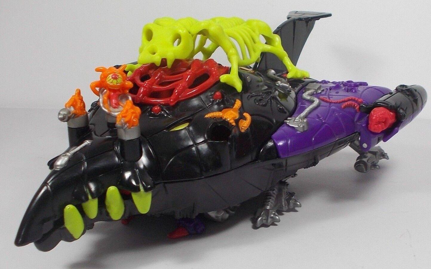 Mighty Max --- Dread Star --- Terror Talons --- Complete Playset - blueebird Toys