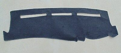 1999-2006 CHEVROLET SILVERADO  DASH COVER MAT DARK CHARCOAL dark gray grey