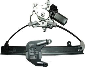 Power Window Motor and Regulator Assembly-Hansun Rear Right fits 02-06 Camry