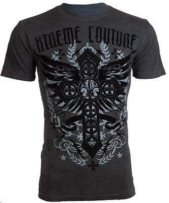 Xtreme Couture AFFLICTION Men T-Shirt UNKNOWN American Fighter MMA UFC M-3XL $40
