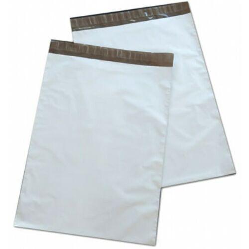 Premium Qualità Bianco Plastica Resistente Mailing POST Imballaggio Borsa Peel e guarnizione