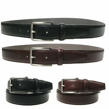 Vitali Great Quality Mens Italian Leather Trouser Suit Belt Made in Italy 3913