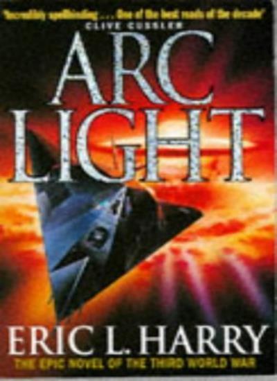 Arc Light,Eric Harry- 9780340617731