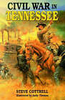 Civil War in Tennessee by Steve Cottrell (Paperback, 2001)