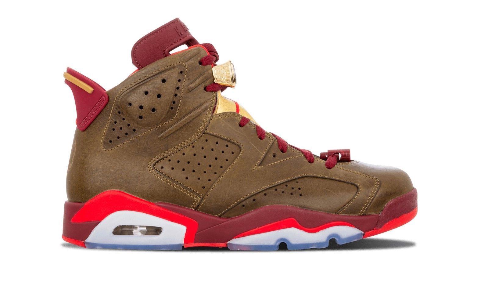 Size 10.5 Men's Nike Air Jordan Retro 6