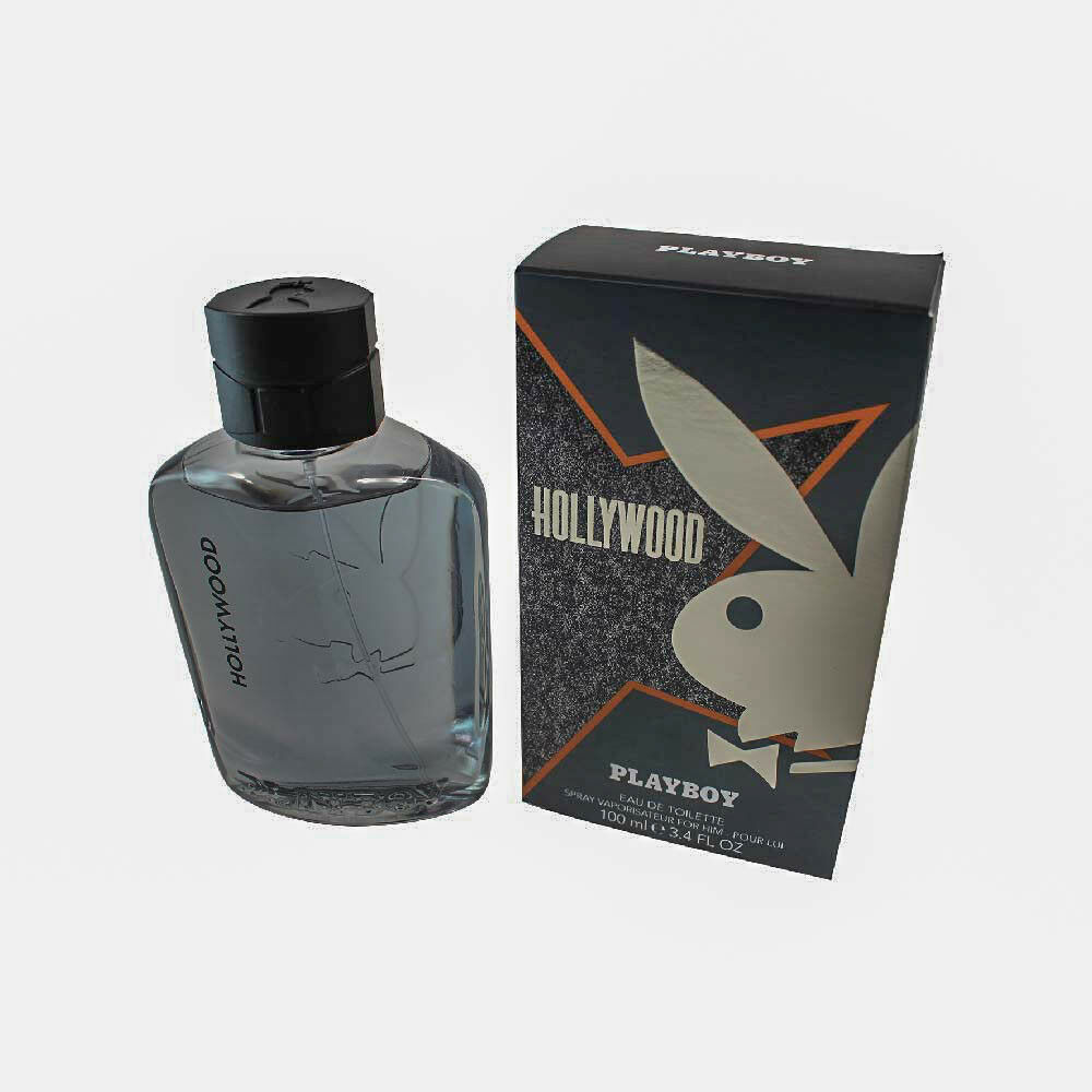 Playboy Hollywood By Coty 34 Oz 100 Ml For Men Eau De Toilette Ebay Parfum Original Antonio Banderas Radiant Seduction In Black Man Edt 100ml Norton Secured Powered Verisign