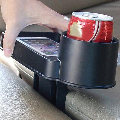 Car Seat Multifunctional Bottle Cup Phone Table Storage Holder Box Organizer AU