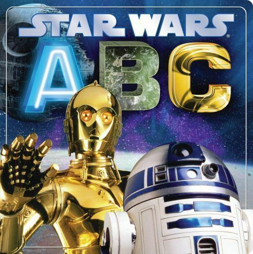 star wars abc by inc staff scholastic 2010 board book ebay