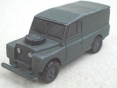 SGTS MESS LR03 1//72 Multimedia British Land Rover MKII-Short Wheel Base Options