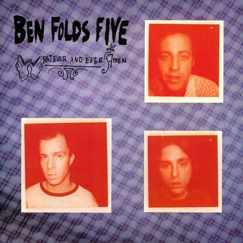 Ben Folds Five - Whatever and Ever Amen [New Vinyl LP] 180 Gram