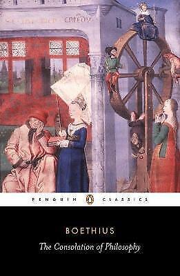 The Consolation of Philosophy (Penguin Classics S.), Boethius, Ancius, Very Good