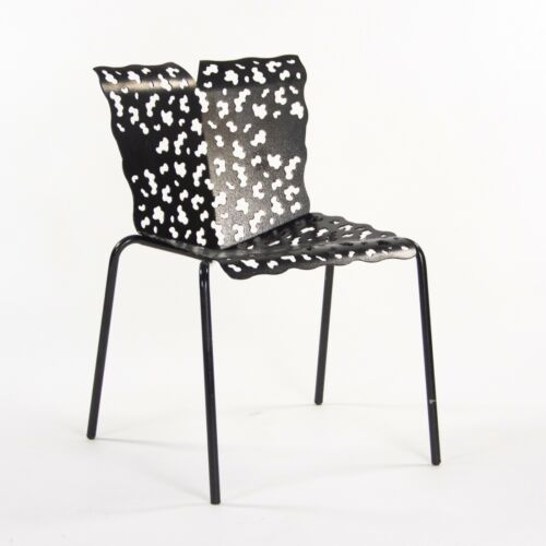 Prototype Richard Schultz Topiary Collection Cafe Dining Chair Circa 1993 Knoll