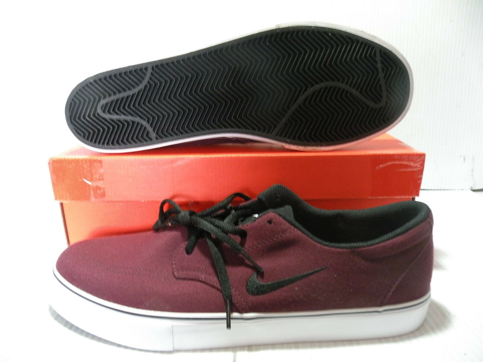 Taille Sb Des Chaussures Marrons Nike La Faible Toile E9YDH2WI