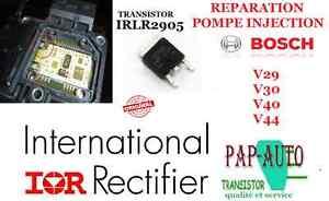 5 X Transistor IRLR2905 réparation pompe injection Bosch PSG5 PSG16 55V 36A