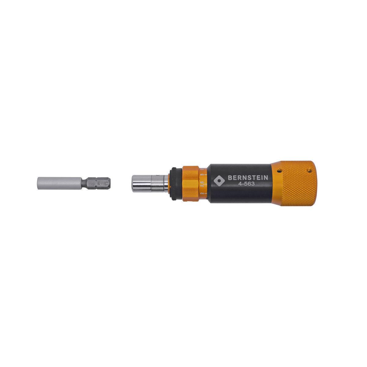 Mini-Drehmomentschraubendreher 0.05 - 0.6 Nm, Länge 100mm, 6-kt. Bit ,No. 4-563 | Online Kaufen  | Neu  | Förderung  | König der Quantität