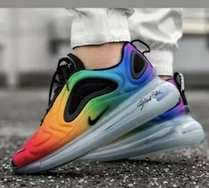 SOLD OUT* Nike Air Max 720 BETRUE Rainbow Multicolor CJ5472