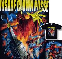 Insane Clown Posse Wraith King Kong 2 Sided T-shirt