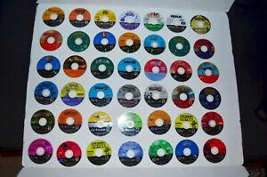 Lot-of-50-AS-IS-Broken-Scratched-Nintendo-GameCube-Video-Games-Discs