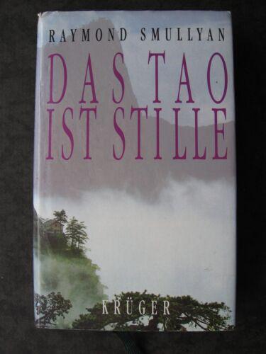 1 von 1 - Raymond Smullyan-Das Tao ist Stille - gebunden