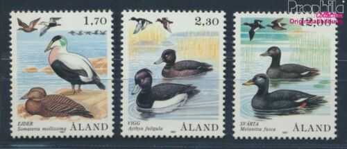 FinlandAland 2022 unmounted mint never hinged 1987 Ducks 8688199