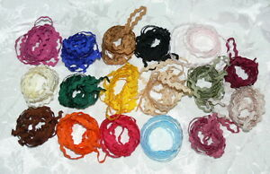 Ric-Rac-BRAID-1-4-inch-size-2-Metre-each-of-16-Colours-as-per-picture-May-Arts