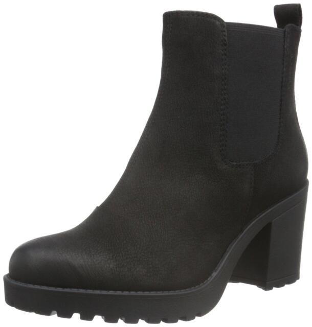 Vagabond Damen Schuhe Stiefel Stiefelette Leder schwarz 4202-150-20